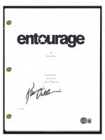 "Kevin Dillon Signed ""Entourage"" Pilot Episode Script (Beckett COA) at PristineAuction.com"