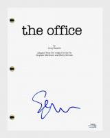 "Stephen Merchant Signed ""The Office"" Pilot Episode Script (AutographCOA COA) at PristineAuction.com"