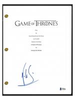 "Nikolaj Coster Waldau Signed ""Game of Thrones"" Pilot Episode Script (Beckett COA) at PristineAuction.com"