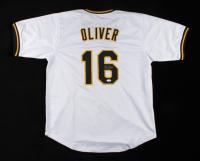 Al Oliver Signed Jersey (JSA COA) at PristineAuction.com