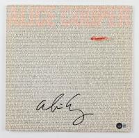 "Alice Cooper Signed ""Zipper Catches Skin"" Vinyl Record Album (Beckett COA & JSA Hologram) at PristineAuction.com"