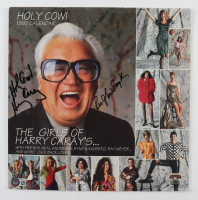 """Harry Caray Signed """"Holy Cow!"""" 1992 Calendar With Inscriptions (Beckett COA) at PristineAuction.com"""
