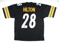 Mike Hilton Signed Jersey (Beckett COA) at PristineAuction.com