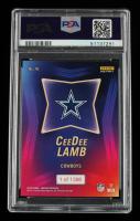 CeeDee Lamb 2020 Panini Instant Draft Night #16 RC (PSA 9) at PristineAuction.com