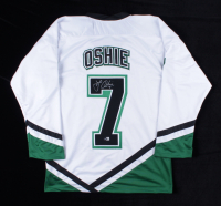 T. J. Oshie Signed Jersey (Beckett Hologram) at PristineAuction.com