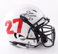 Brandon Jacobs Signed Full-Size Authentic On-Field Vengeance Helmet (Beckett COA) (See Description) at PristineAuction.com