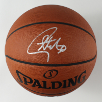 Stephen Curry Signed NBA Game Ball Series Basketball (JSA COA & Curry Hologram) at PristineAuction.com