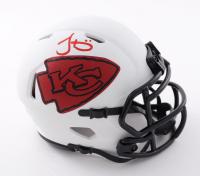 Tyreek Hill Signed Chiefs Lunar Eclipse Alternate Speed Mini Helmet (Beckett Hologram) at PristineAuction.com