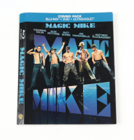 """Channing Tatus Signed """"Magic Mike"""" DVD Cover Sleeve (JSA Hologram) (See Description) at PristineAuction.com"""