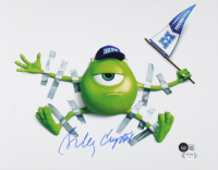 """Billy Crystal Signed """"Monsters, Inc."""" 11x14 Photo (Beckett COA & PSA COA) at PristineAuction.com"""