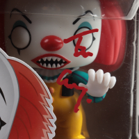 """Tim Curry Signed """"IT"""" #55 Funko Pop! Vinyl Figure (Beckett Hologram) at PristineAuction.com"""