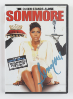 """Sommore Twice-Signed """"The Queen Stands Alone"""" DVD (Beckett COA & JSA COA) at PristineAuction.com"""