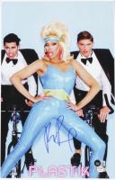 "RuPaul Signed ""RuPaul's Drag Race"" 11x17 Photo (Beckett COA & PSA COA) at PristineAuction.com"