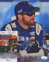 Dale Earnhardt Jr. Signed 8x10 Photo (JSA COA) at PristineAuction.com
