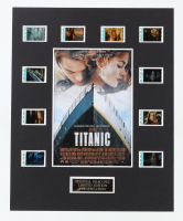 """Titanic"" LE 8x10 Custom Matted Original Film / Movie Cell Display at PristineAuction.com"