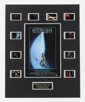 """""""Star Wars: Episode VI - Return of the Jedi"""" LE 8x10 Custom Matted Original Film / Movie Cell Display at PristineAuction.com"""