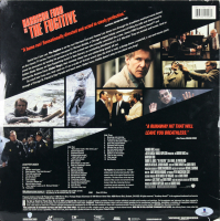 """Harrison Ford Signed """"The Fugitive"""" Disc Cover (Beckett LOA) at PristineAuction.com"""