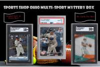 SportsShopOhio Multi-Sport Card Mystery Box Series 7 at PristineAuction.com
