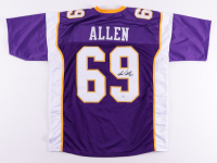 Jared Allen Signed Jersey (Beckett COA) at PristineAuction.com