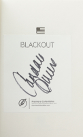 """Candace Owens Signed """"Blackout: How Black America Can Make Its Second Escape from the Democrat Plantation"""" Hardcover Book (Premiere Collectibles COA) at PristineAuction.com"""