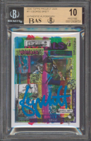 George Brett Signed 2020 Topps Project 2020 #11 Gregory Siff (BGS 10) at PristineAuction.com