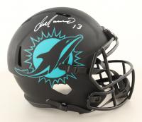 Dan Marino Signed Dolphins Full-Size Eclipse Alternate Speed Helmet (Schwartz Sports COA) (See Description) at PristineAuction.com