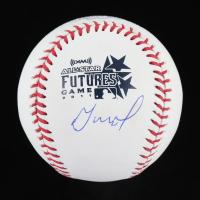 Jose Altuve Signed 2011 All-Star Futures Game OML Baseball (JSA COA & USA SM COA) at PristineAuction.com