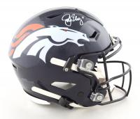 John Elway Signed Broncos Full-Size Authentic On-Field Speed-Flex Helmet (Schwartz Sports COA) at PristineAuction.com