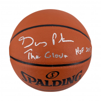 """Gary Payton Signed NBA Silver Series Basketball Inscribed """"HOF 2013"""" & """"The Glove"""" (Beckett Hologram) at PristineAuction.com"""