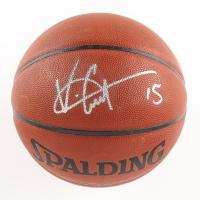 Vince Carter Signed NBA Basketball (PSA Hologram & Fanatics Hologram) (See Description) at PristineAuction.com