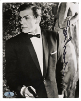 """Sean Connery Signed """"From Russia with Love"""" 8x10 Photo (Beckett LOA) at PristineAuction.com"""