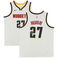 Jamal Murray Signed Nuggets Jersey (Fanatics Hologram) at PristineAuction.com