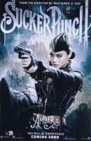 """Jamie Chung Signed """"Sucker Punch"""" 12x18 Photo (Beckett COA) at PristineAuction.com"""