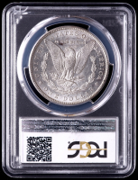 1884-S Morgan Silver Dollar (PCGS AU58) at PristineAuction.com