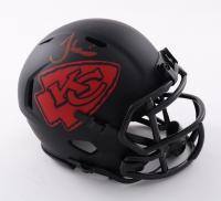 Tyreek Hill Signed Chiefs Eclipse Alternate Speed Mini Helmet (Beckett Hologram) at PristineAuction.com