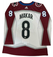 Cale Makar Signed Avalanche Jersey (Fanatics Hologram) at PristineAuction.com