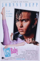 """John Waters Signed """"Cry-Baby"""" 12x18 Photo (Beckett COA) at PristineAuction.com"""