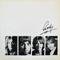 "Ringo Starr Signed ""White Album"" Vinyl Record Album (Beckett LOA) at PristineAuction.com"