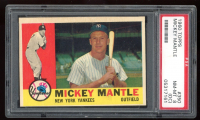 Mickey Mantle 1960 Topps #350 (PSA 8) (OC) at PristineAuction.com