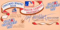 Nap Gulley Signed All Star Oldtimers Day Ticket (Beckett COA) at PristineAuction.com