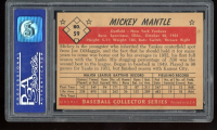 Mickey Mantle 1953 Bowman Color #59 (PSA 8) (OC) at PristineAuction.com