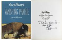 "Walt Disney Signed ""Walt Disney's - Vanishing Prairie"" Hardcover Book Inscribed ""My Best"" (Beckett LOA) at PristineAuction.com"