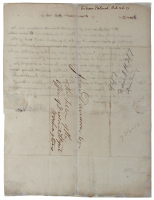 Thomas Jefferson Signed 1817 Polygraph Letter (Beckett LOA) at PristineAuction.com