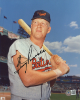 Boog Powell Signed Orioles 8x10 Photo (Beckett COA) at PristineAuction.com