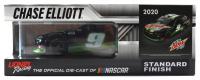 Chase Elliott LE #9 Mountain Dew Zero Sugar 2020 Camaro ZL1 1:24 Premium Action Diecast Car at PristineAuction.com