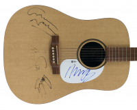 Martin & Co. Acoustic Guitar Band-Signed by David Crosby, Graham Nash, Stephen Stills & Neil Young (Beckett LOA) at PristineAuction.com