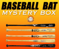 Schwartz Sports Full-Size Baseball Bat Signed Mystery Box – Series 16 (Limited to 100) at PristineAuction.com