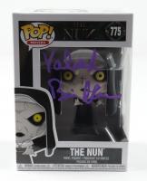 "Bonnie Aarons Signed ""The Nun"" #775 The Nun Funko Pop! Vinyl Figure (JSA COA) at PristineAuction.com"