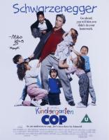 "Miko Hughes Signed ""Kindergarden Cop"" 11x14 Photo Inscribed ""Joseph"" (JSA COA) at PristineAuction.com"