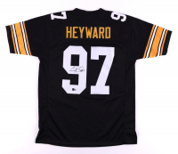 Cameron Heyward Signed Jersey (Beckett Hologram) at PristineAuction.com